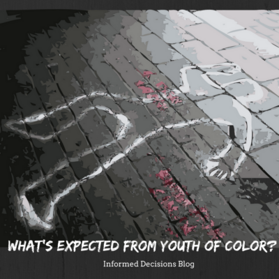 What's Expected of Youth of Color?