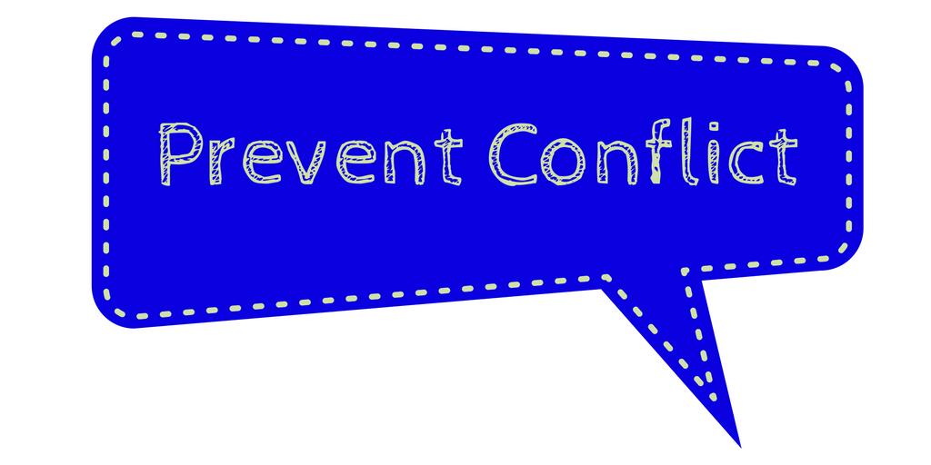 prevent-conflict