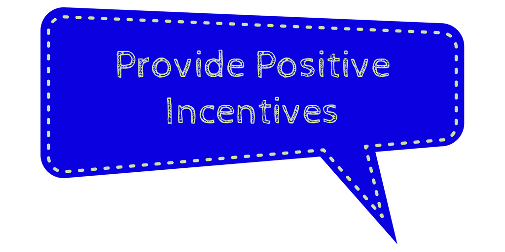 provide-positive-incentives