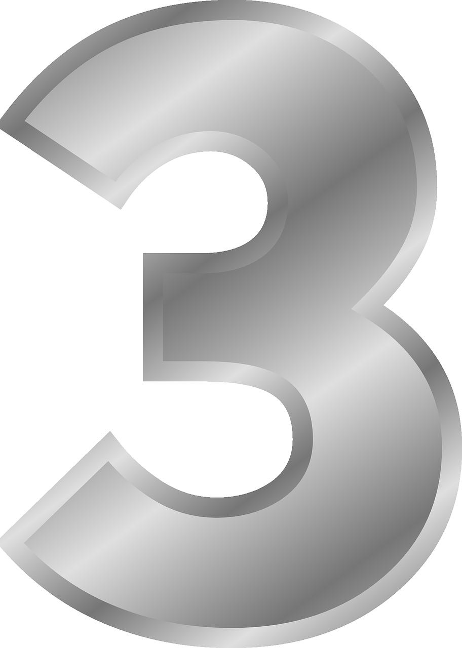 three-
