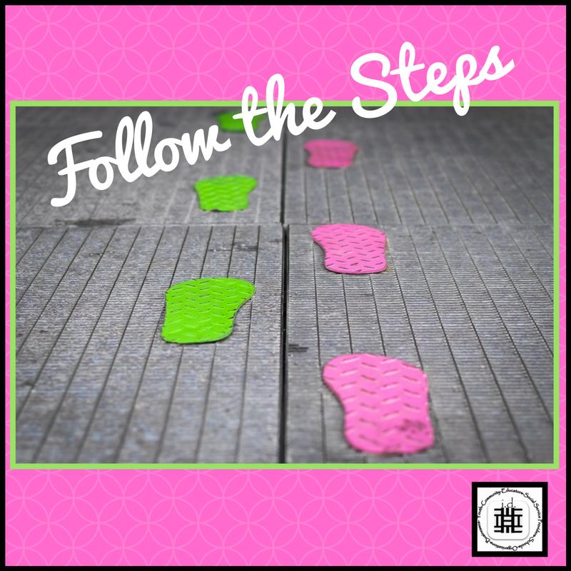 Follow-the-steps