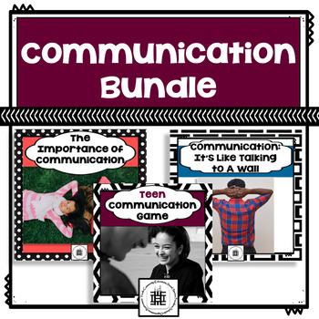 Communication Bundle Lesson Plan