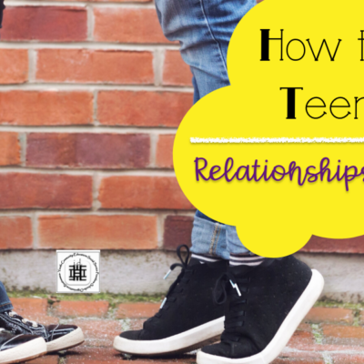 How to Talk to Teens About: Relationships and Safety
