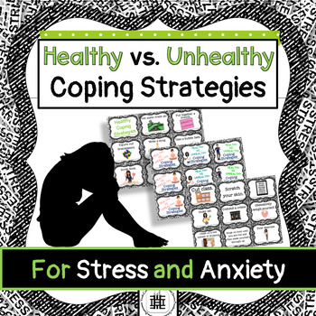 Healthy vs. Unhealthy Coping Strategies: For Stress and Anxiety