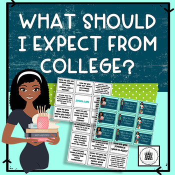 College Exploration, Expectations, and Experiences Activity