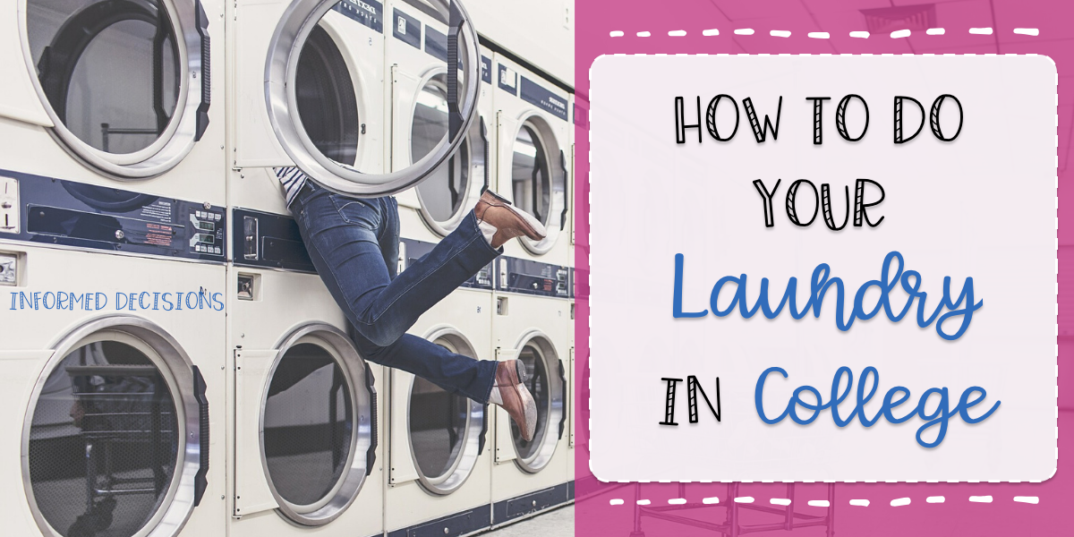 How to Do Your Laundry in College